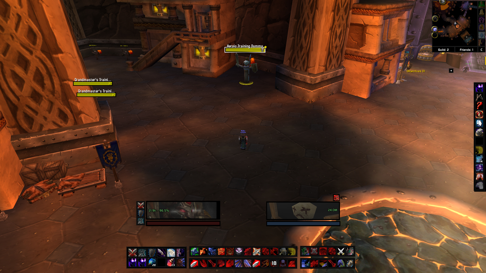 Show off your UI! - Page 3 - Interface & Macros - Sunwell