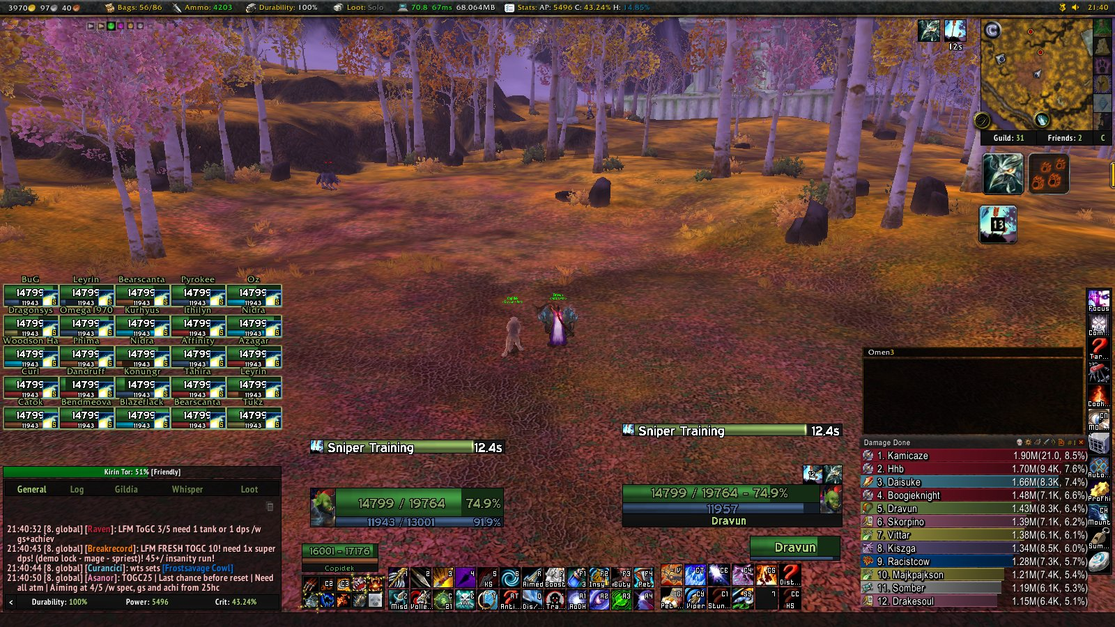 Show off your UI! - Page 3 - Interface & Macros - Sunwell Angrathar